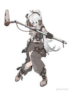 微博国际版 Fantasy Character Design, Character Design Inspiration, Character Concept, Character Art, Concept Art, Fantasy Characters, Female Characters, Anime Characters, Character Illustration