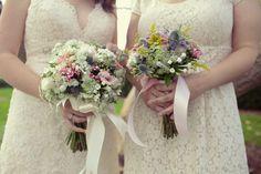 postcards and pretties: {real wedding} veronica + mack