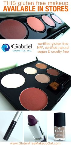 This post is a MONSTER. But if you're interested in gluten free makeup from Gabriel Cosmetics, this is the review for you.