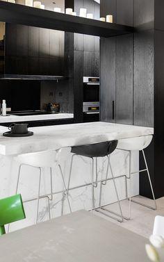 Studio You Me | Brighton Residence | Hana Hakim + Kestie Lane | Est Magazine marble