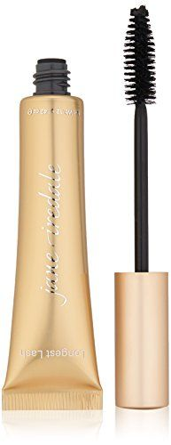 Special Offers - jane iredale Longest Lash Thickening and Lengthening Mascara Black Ice For Sale - In stock & Free Shipping. You can save more money! Check It (December 05 2016 at 12:15AM) >> http://beautymakeup4me.com/jane-iredale-longest-lash-thickening-and-lengthening-mascara-black-ice-for-sale/