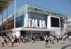 The #Italy Pavilion at #Expo2005 #Aichi #Japan #Worldsfair