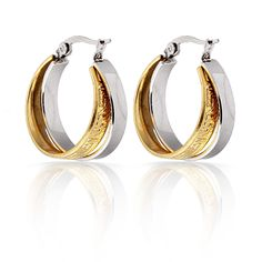Find More Hoop Earrings Information about Free Shipping Fashion Jewelry  Wave Carved Hoops Fixed at One End luxury earrings,High Quality earrings natural,China earring fashion jewelry Suppliers, Cheap jewelry display from NIBA Jewelry  on Aliexpress.com