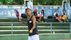 July 12, 2014 at the Rizal memorial Sports Complex