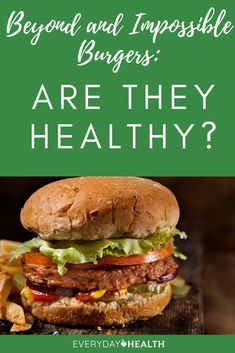 Should these #plant based burgers be on your #menu?
