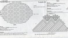 TEZOKURI ARTES: TAPETE DE CROCHÊ - BARBANTE