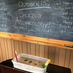 Archaeology Day is October 15! With activities for kids and adults alike, this event is a must! 12-3pm.  #IAD2016 #oshawa #ouroshawa #archaeology #familyevent #oshawamuseum #