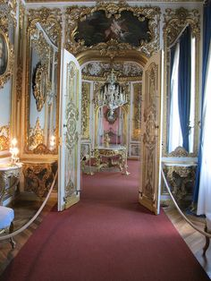 Oberammergau Germany   Linderhof Palace