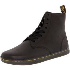 Tobias shoes by Dr. Martens are sure to make heads turn. With an eye-catching solid pattern on leather materials you will be the envy of the crowd with these highly modern and stylish shoes. It is easy ...