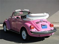 1977 VOLKSWAGEN BEETLE CUSTOM CONVERTIBLE - Barrett-Jackson Auction Company