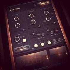 76 Synthesizer UI App