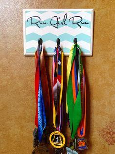 Running Medal Holder Half Marathon Marathon by FrameYourEvent