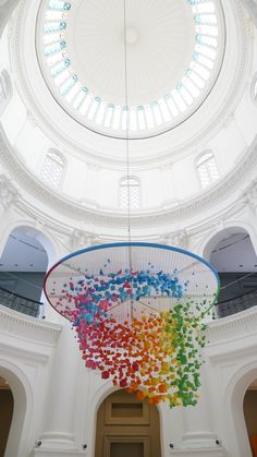 To celebrate the school summer holidays in 2015, the National Museum of Singapore launched an exhibition for children which included a bright and beautiful installation by French visual artist Mademoiselle...