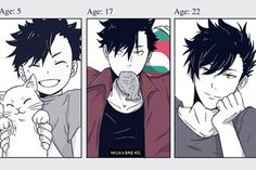 #HQ #kuro #haikyuu!!