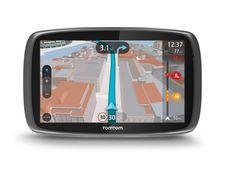 TomTom GO 600 In-Car GPS Navigator - Lifetime Maps of Australia