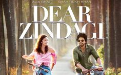 Dear Zindagi First Look: Alia and Shah Rukh Khan All Set to Take Us on a Ride This November