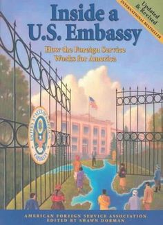 Inside a U.S. Embassy - be prepared for your visa interview!