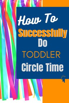 How To Successfully Do Toddler Story Time