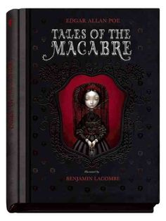 A unique luxury edition of some of Edgar Allan Poe's famous short stories, Tales of the Macabre takes the reader into the heart of a dozen stories, including The Fall of The House of Usher, Berenice,
