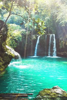 lsleofskye:  Kawasan Falls