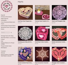 With a name like #HeritageHEARTcraft you'd think I would have some heart themed items, right? Well, yes, as a matter of fact I do! Check out my store where I've gathered my popular items into a collection. Hurry and get your order in to have it in time for #Valentine's Day! Remember, they are custom made items and take some time to make... except for one piece in there... it's READY TO SHIP and on SUPER SALE!!!
