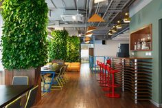 Studio Nord / Mail.Ru Games – St. Petersburg Offices (http://wall.ac)