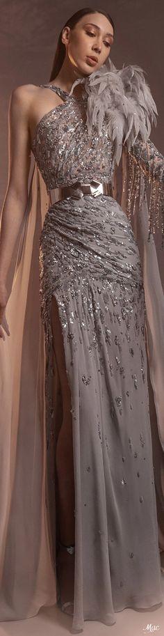 Glamorous Evening Gowns, Evening Dresses For Weddings, Haute Couture Dresses, Haute Couture Fashion, Zuhair Murad, Catwalk Fashion, Women's Fashion, Nude Dress, Beautiful Gowns