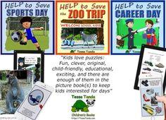 Tessa Tanda Children's Books