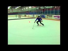 Hockey Drills - Iron Cross, Defense Transitions, Quick Skating, Tight Turns & Lateral Movement Drill - YouTube Hockey Workouts, Hockey Drills, Hockey Players, Hockey Training, Ice Ice Baby, Latest Sports News, I Work Out, Ice Hockey, Nhl