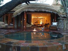 Tintswalo Safari Lodge in South Africa.