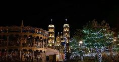Zapopan navideño.  Foto por: @orozcohugophotography  #Guadalajara #enguadalajara #vidaengdl #gdlmx #gdl #megustagdl #igersguadalajara #tapatio #mexigers #igersmexico #mexico #mexicolores #mexicoandando #mexicanbloggers #mextagram #travel #neverstopexploring #liveauthentic #vscocam #xmas #christmas #town #xmastown #landscape #tumblr #basilica #cathedral
