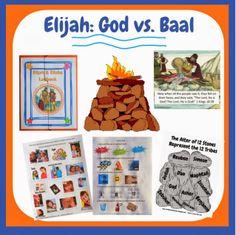 Elijah: God Vs. Baal