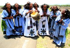 Ashenda is a unique beautiful Tigraian traditional festival where young ladies and girls enjoy Ashenda music and dance.