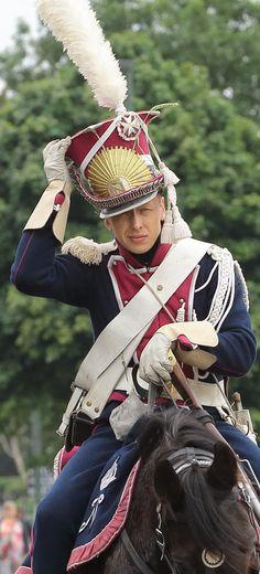 Polish Lancer (1st Regiment Guard Lancers)