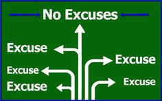 How To Overcome Excuses In Your Business