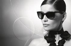 Laetitia Casta Stars in Chanel Eyewear Spring 2013 Campaign by Karl ... 0a8e3f1fbfbe