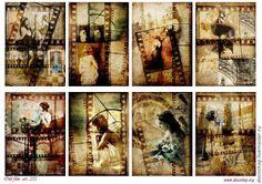 Susannes Scrapbooking og Håndarbeid : Utfordring / Kort Decoupage, Collage, Painting, Woman, Pictures, Collages, Painting Art, Paintings, Women