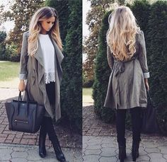 Find images and videos about fashion, style and outfit on We Heart It - the app to get lost in what you love. Casual Outfits, Cute Outfits, Fashion Outfits, Fashion Trends, Fall Winter Outfits, Autumn Winter Fashion, Fashion Killa, Fashion Beauty, Mode Cool