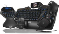 Logitech G series keyboard