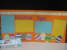 Hunting Eggs created by Marye Bird passionatlycrafty.blogspot.com