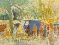 Le camion bleu Louis Fabien Pouilloux