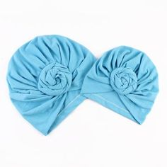 This cute turban is great for mommy and me! Made By Hand Made of a cotton blend Available in 8 colors. Please allow 3 weeks for delivery. Baby Turban, Turban Hat, Beanie Hats, Turbans, Baby Girl Hats, Girl With Hat, Baby Girls, Baby Boy, Mom And Baby