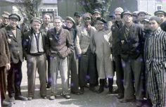 Color Photographs of Life in The First Nazi Concentration Camp, 1933 (5)