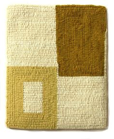Altoon Sultan | Moderne | hooked | wool + linen: hand-dyed | Vermont, U.S.A. | 2006