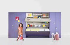 letti singoli per cameretta | Cameretta per bambini | Pinterest