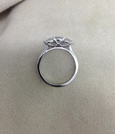 Heart Ring, Silver Rings, Engagement Rings, Jewelry, Enagement Rings, Wedding Rings, Jewlery, Bijoux, Commitment Rings