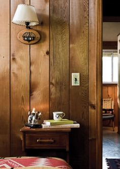 Wood Paneling: The 60s Favorite Is Back