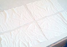 """Homemade """"Clorox"""" Wipes 