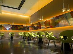 nhow bar by Karim Rashid Milan 03