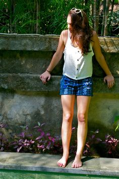Cotton Top - $16. Twelve different colors. Ikat Shorts $40. Two different styles in four different colors. ~ Kuta in Media, PA